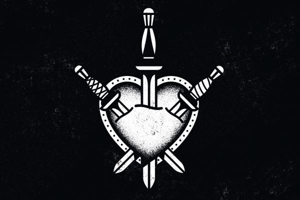 Desideratum Heart Swords